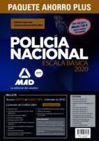 PAQUETE AHORRO PLUS ESCALA BÁSICA POLICÍA NACIONAL 2020