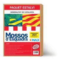 PAQUET ESTALVI MOSSOS D`ESQUADRA (EDICIÓ 2021)