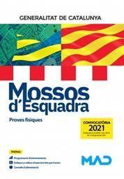MOSSOS D'ESQUADRA - PROVES FÍSIQUES