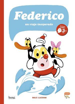 FEDERICO ( MI PRIMER COMIC +3)