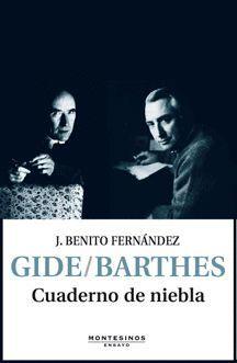 GIDE / BARTHES. CUADERNO DE NIEBLA