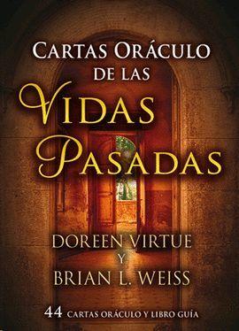 CARTAS ORACULO DE LAS VIDAS PASADAS ( + 44 CARTAS)