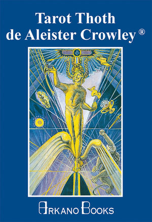 TAROT THOTH DE ALEISTER CROWLEY (CARTES)