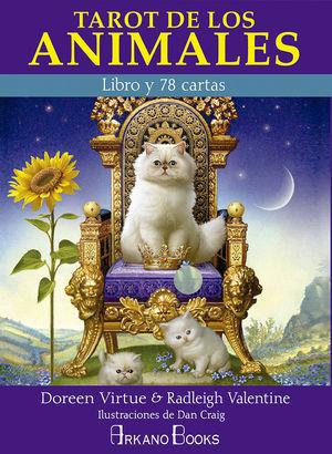 TAROT DE LOS ANIMALES (78 CARTAS)