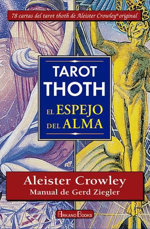 TAROT THOTH - EL ESPEJO DEL ALMA