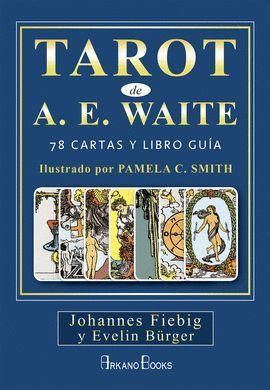 TAROT DE A.E. WAITE (+ 78 CARTAS )