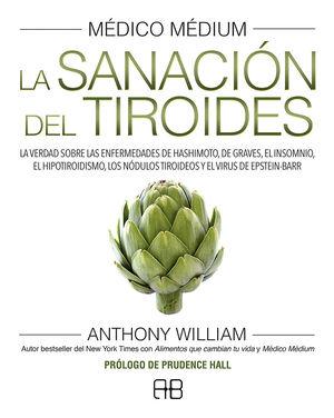 MÉDICO MÉDIUM - SANACIÓN DEL TIROIDES