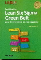 CERTIFICACION LEAN SIX SIGMA GREEN BELT (LSSI)