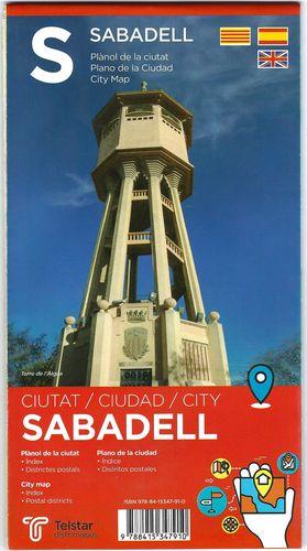 TERRASSA / SABADELL, PLANO DE
