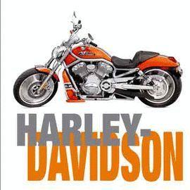 HARLEY DAVIDSON (CUBE BOOK XL)