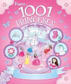 BUSCA 1001 PRINCESES I ALTRES OBJECTES