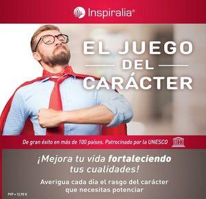 JUEGO DEL CARACTER, EL (CARTAS)