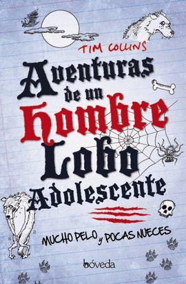 AVENTURAS DE UN HOMBRE LOBO ADOLESCENTE