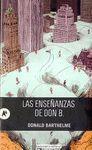 ENSEÑANZAS DE DON B., LAS