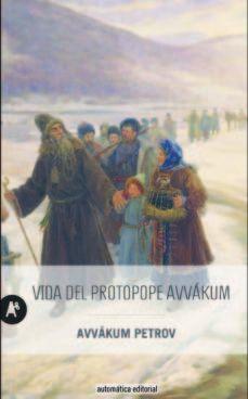 VIDA DEL PROTOPOPE AVVÁKUM