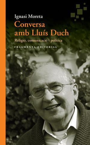 CONVERSA AMB LLUÍS DUCH