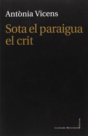 SOTA EL PARAIGUA EL CRIT