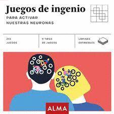 JUEGOS DE INGENIO PARA ACTIVAR NUESTRAS NEURONAS (CUADRADOS DE DIVERSIÓN)