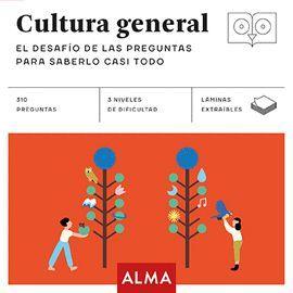 CULTURA GENERAL - EL DESAFÍO DE LAS PREGUNTAS PARA SABERLO CASI TODO