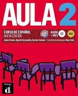 AULA 2 LIBRO DEL ALUMNO + CD