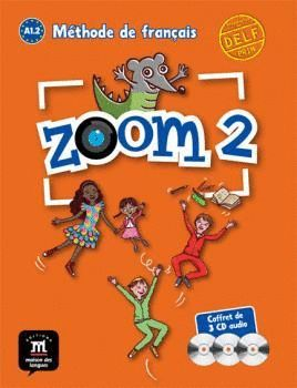 ZOOM 2 - PACK 3 AUDIO CD