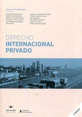 DERECHO INTERNACIONAL PRIVADO (2 EDICIÓN-2016)
