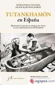 TUTANKHAMÓN EN ESPAÑA