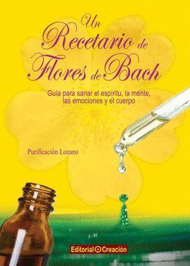 RECETARIO DE FLORES DE BACH, UN