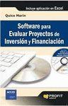 SOFTWARE PARA ANALISIS DE PROYECTOS DE INVERSIONES Y FINANCIACION