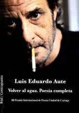 VOLVER AL AGUA. POESIA COMPLETA (1970-2015)