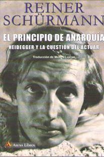 PRINCIPIO DE ANARQUÍA, EL