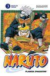 NARUTO Nº 03/72 (CATALA)
