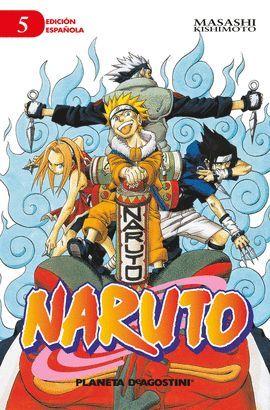 NARUTO Nº 05