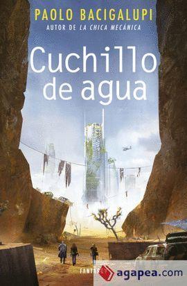 CUCHILLO DE AGUA
