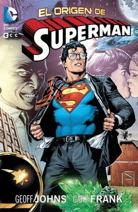 SUPERMAN: ORIGEN SECRETO
