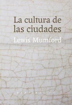CULTURA DE LAS CIUDADES, LA