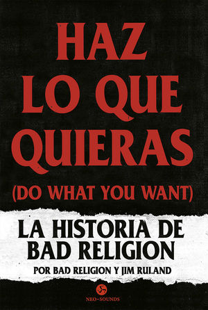 HAZ LO QUE QUIERAS (DO WHAT YOU WANT)