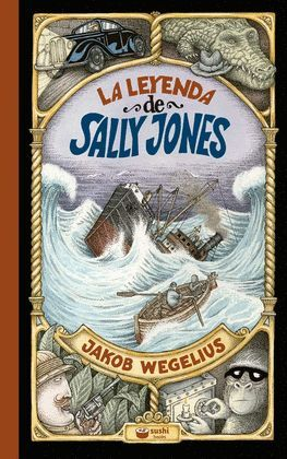 LEYENDA DE SALLY JONES, LA