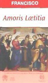 AMORIS LAETITIA. EDICIÓN COMENTADA