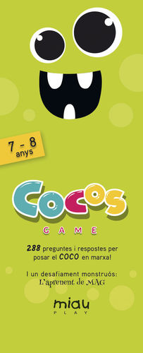COCOS GAME 7-8 ANYS