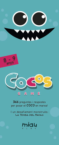 COCOS GAME 8-9 ANYS