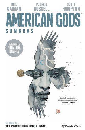 AMERICAN GODS SOMBRAS