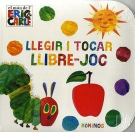 LLEGIR I TOCAR. LLIBRE-JOC