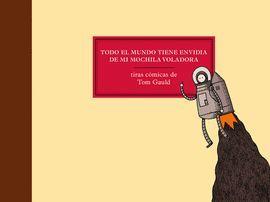 TODOS TIENEN ENVIDA DE MI MOCHILA VOLADORA