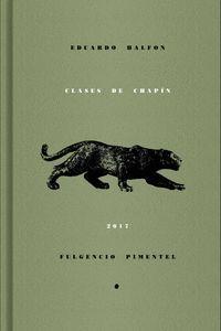 CLASES DE CHAPÍN
