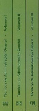 TÉCNICOS DE ADMINISTRACIÓN GENERAL, CORPORACIONES LOCALES