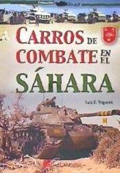 CARROS DE COMBATE EN EL SÁHARA.