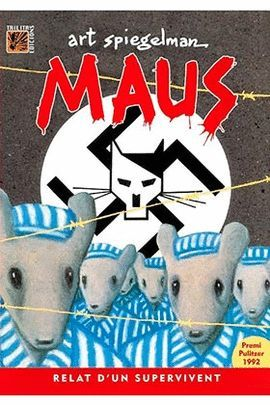 MAUS  ( CATALÀ - CARTONÉ )