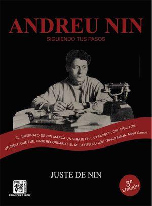 ANDREU NIN SIGUIENDO TUS PASOS