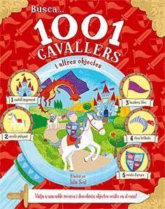 1001 CAVALLERS I ALTRES OBJECTES. BUSCA....